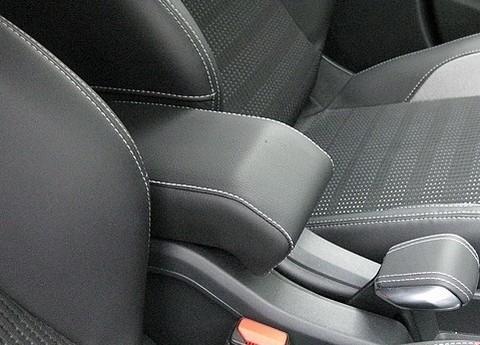 "Bracciolo DESIGN per Peugeot 2008 - montaggio ""plug in"" - regolabile in lunghezza - accoudoir"