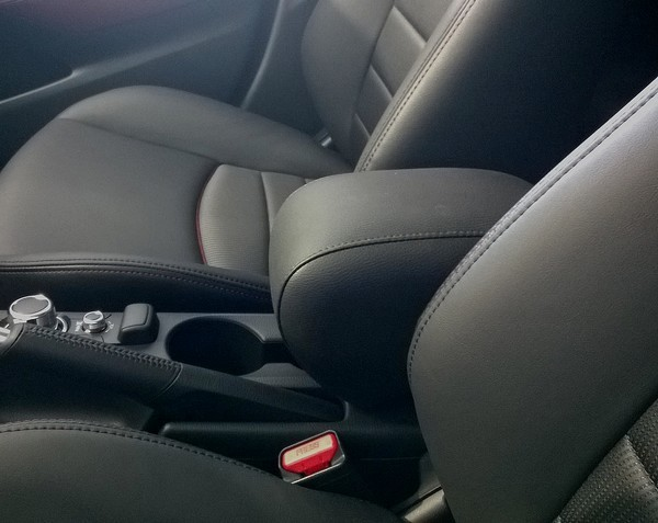 Bracciolo Elegant per Mazda CX-3 - accoudoir