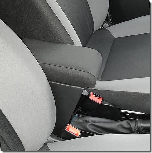 Bracciolo portaoggetti per Fiat Doblò (2009>) e Qubo - accoudoir