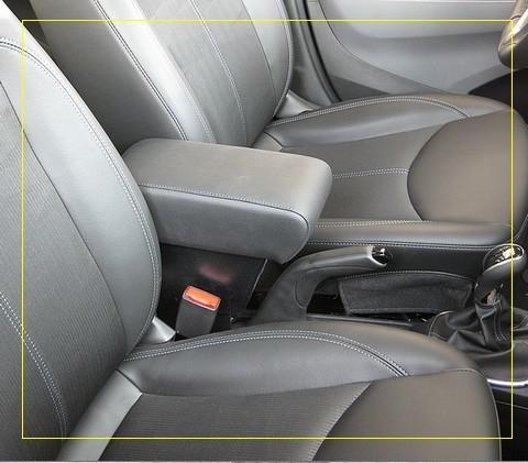 Armrest with storage for Opel Karl mittelarmlehne