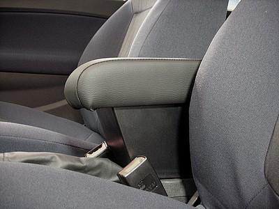 Bracciolo portaoggetti per Opel Corsa D