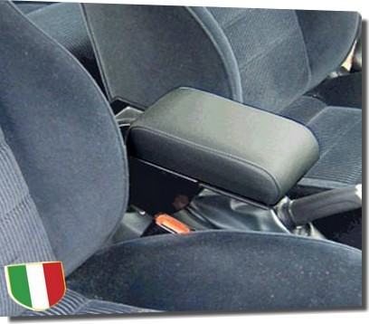 Bracciolo regolabile e portaoggetti Alfa Romeo 156