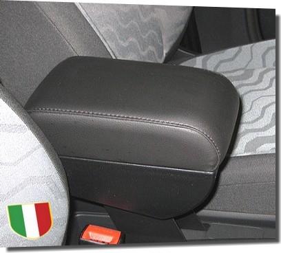 Bracciolo regolabile e portaoggetti Audi A2