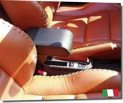 Bracciolo regolabile e portaoggetti Audi TT (prima serie - 98-06)