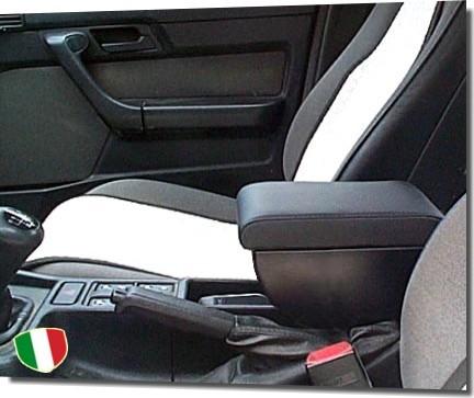 Bracciolo regolabile e portaoggetti BMW 5 serie E34