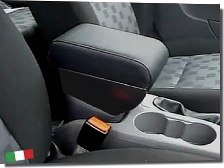 Bracciolo regolabile e portaoggetti Ford Focus 2005-2011 MK2
