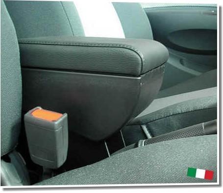 Bracciolo regolabile e portaoggetti Volkswagen Polo (2001-2016)