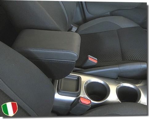 Bracciolo regolabile e portaoggetti Nissan Juke (2010-2019)