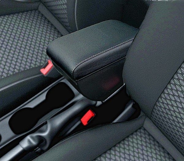 Adjustable armrest with storage for Opel Astra K