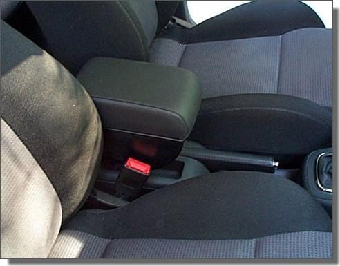 Bracciolo regolabile e portaoggetti Volkswagen Golf 4