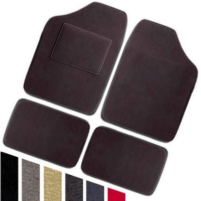 Smart - Tappeti in vero velluto su misura - 6 colori a scelta