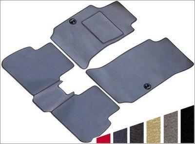 Saab - Tappeti in vero velluto su misura - 6 colori a scelta