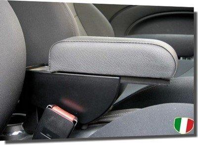 Bracciolo regolabile e portaoggetti Alfa Romeo 147