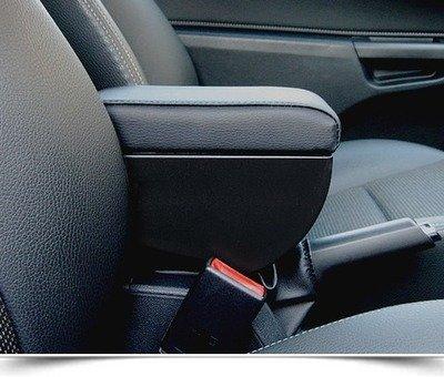 Bracciolo regolabile e portaoggetti Opel Astra H