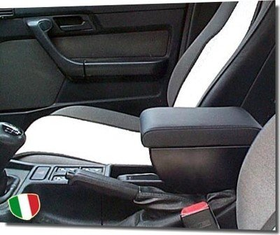 Adjustable armrest with storage for BMW 3 Series