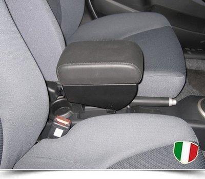 Bracciolo regolabile e portaoggetti Honda Jazz/Fit (<2008)