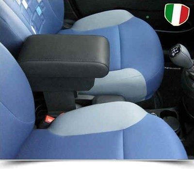 Bracciolo portaoggetti per Fiat Panda New (dal 2012) accoudoir