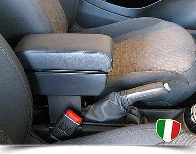 Bracciolo portaoggetti per Opel Adam