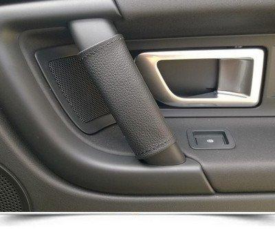 Coppia coprimaniglie in vera pelle per Discovery Sport - Land Rover