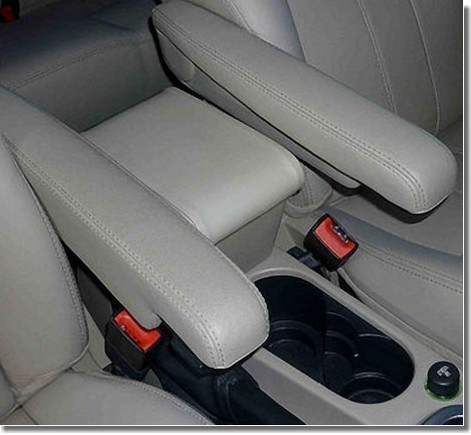 Freelander 2 (2007-2012) - only storage (for version with original armrests)