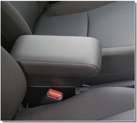 Armrest with storage for Toyota Yaris (2012-2014) and Yaris Hybrid