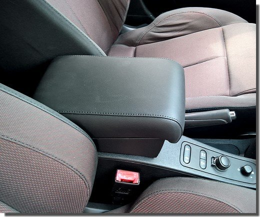 Bracciolo regolabile per Seat Leon 2005-2012 - accoudoir