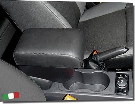 Adjustable Armrest with double storage for Ford Focus MK3 (from 2011>)