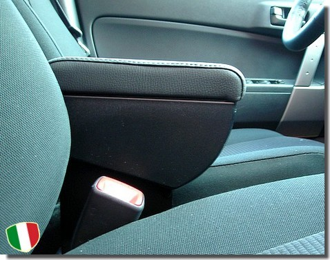 Adjustable Armrest with storage for Daihatsu Terios (from 2006>)