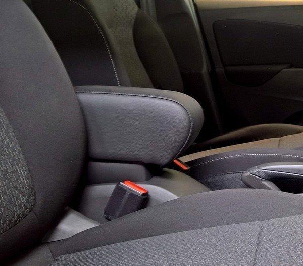 Armrest with storage for Opel Crossland X - mittelarmlehne