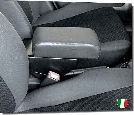 Adjustable armrest with storage for Audi A3 (<2004)