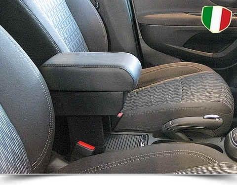 Bracciolo portaoggetti per Opel Mokka