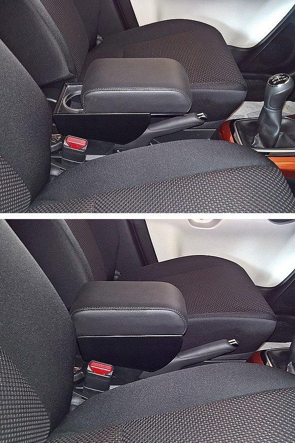 Bracciolo regolabile e portaoggetti Suzuki Ignis dal 2016> accoudoir