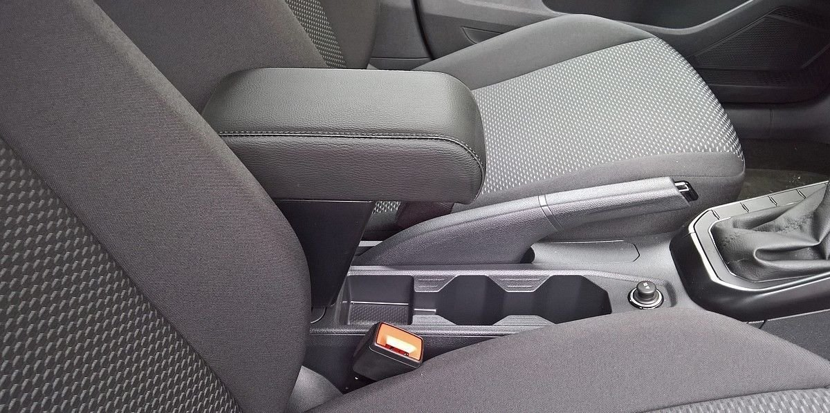 Armrest with storage for Volkswagen POLO (2017>) VI Series mittelarmlehne