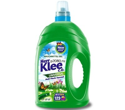 Универсальный гель для стирки Herr Klee Universal 4,305л