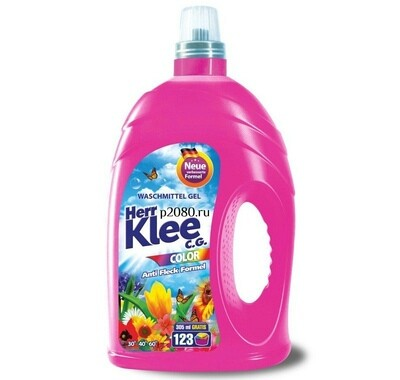 Гель для стирки цветного белья Herr Klee Color 4,305л