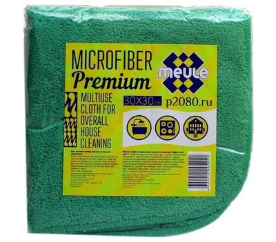 Универсальная салфетка из микрофибры для уборки Meule Premium повышенной плотности 30х30см