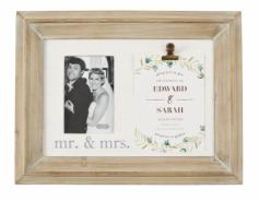 Mr And Mrs Invitation Frame 718540538043