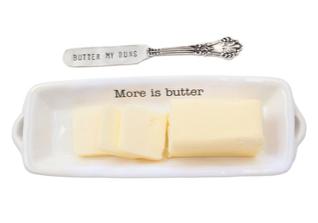 Circa Butter Dish