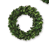 Mini Large Boxwood Wreath