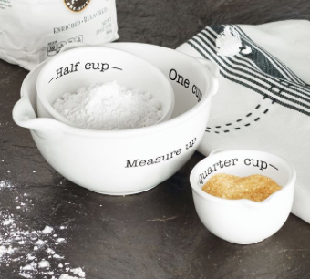 Measuring Cup/Bowl Set 718540524411