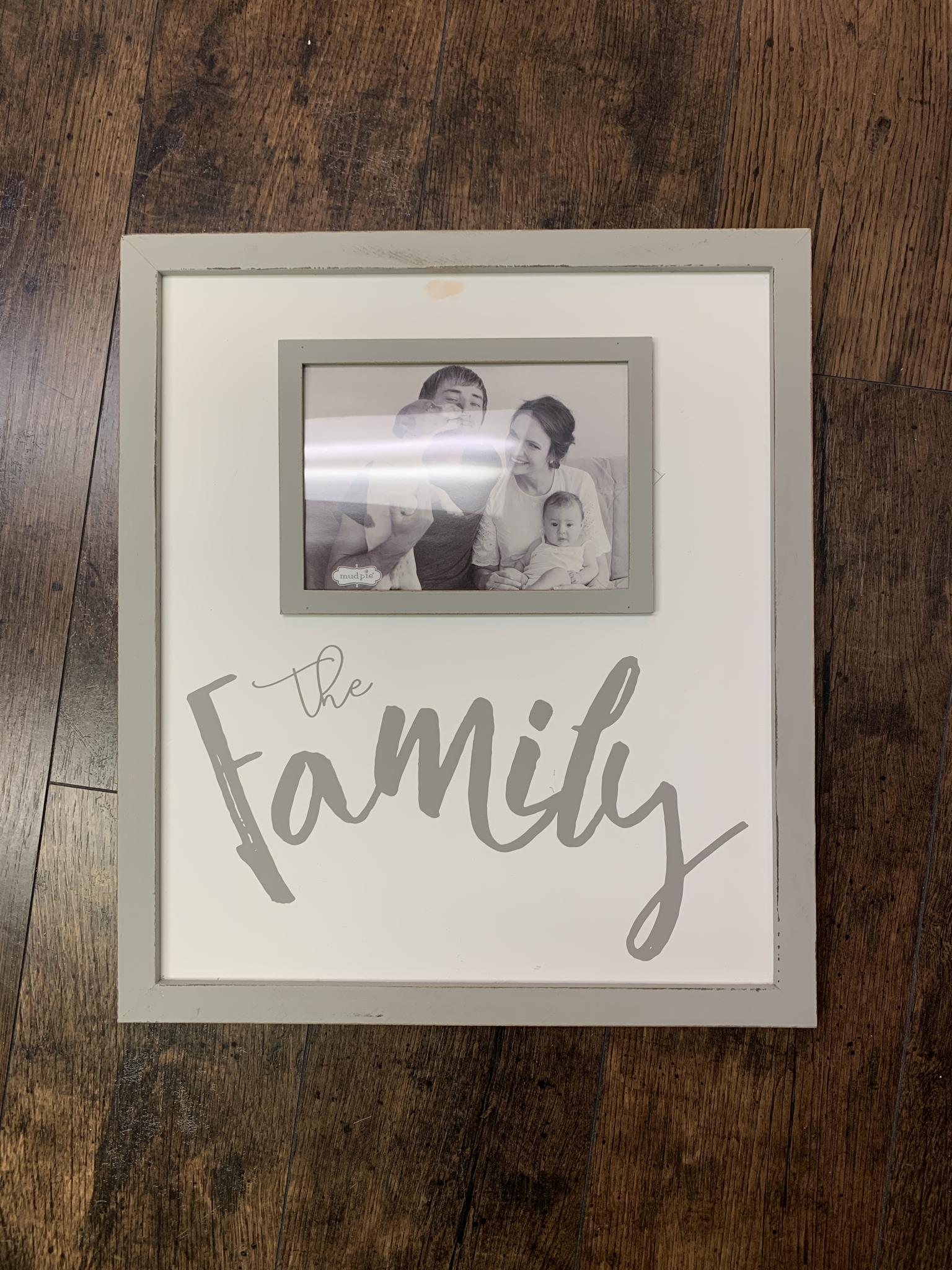 The Family Frame 718540497043