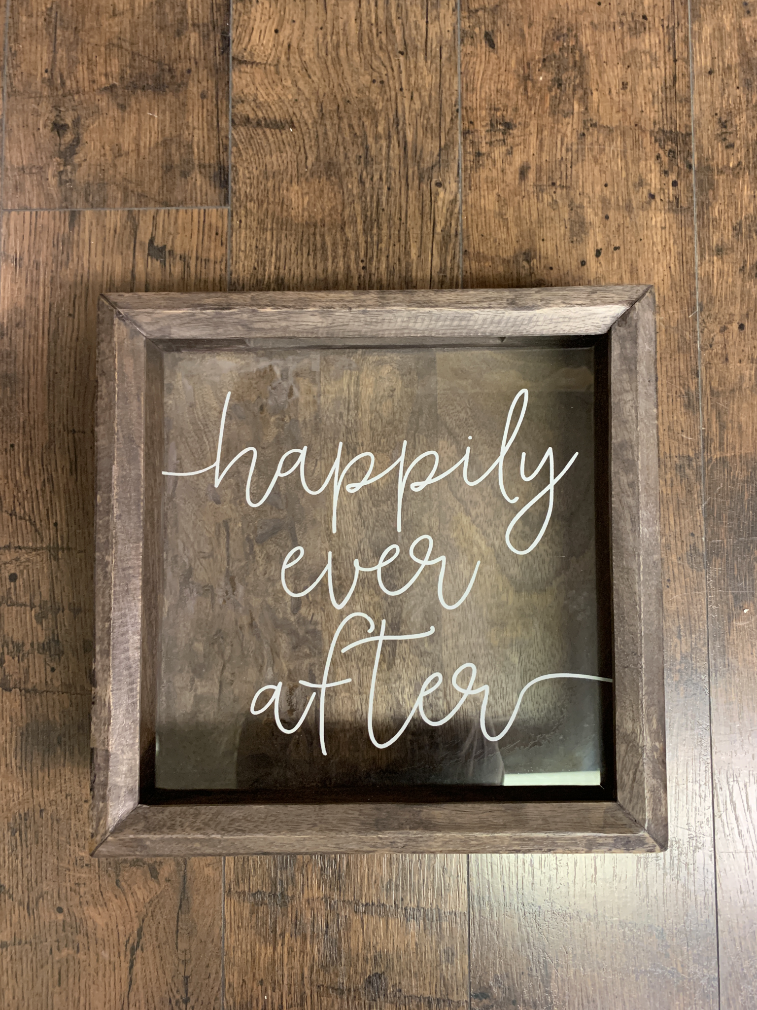 Happily Ever After Keepsake Box 718540435052
