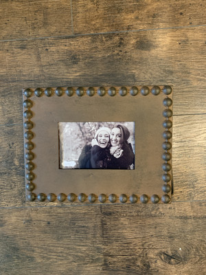 Breaded Metal 4x6 Frame