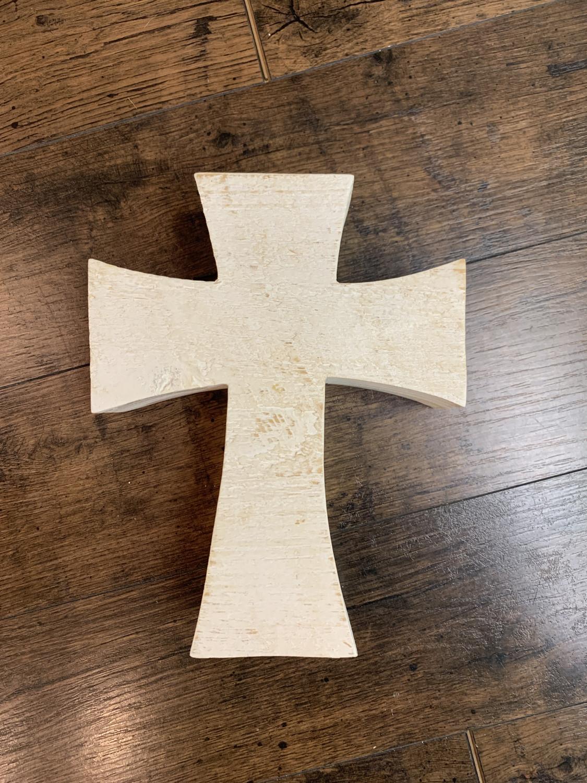 CW Cross White