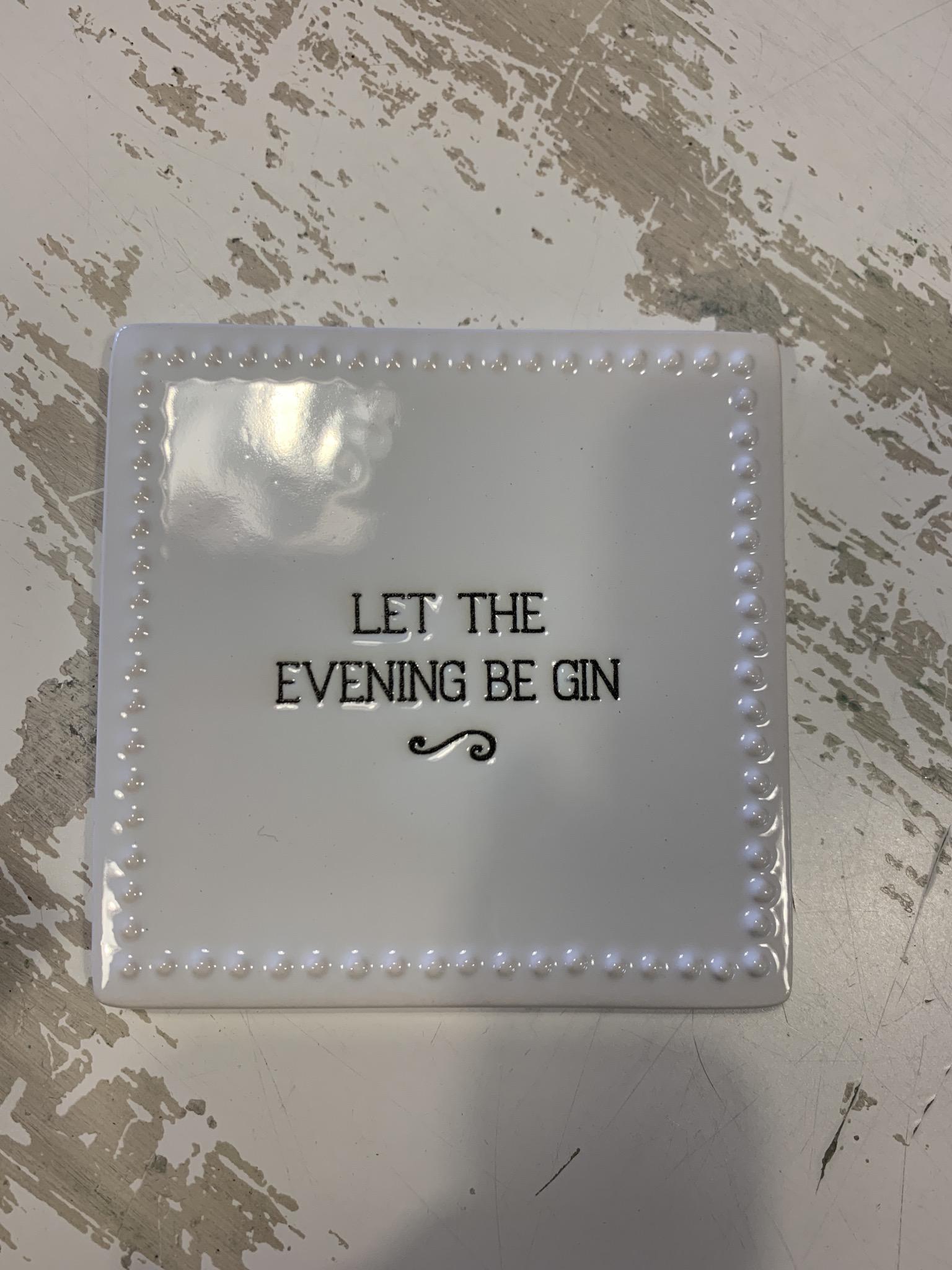 Bar Coaster Gin barcstrg