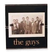 The Guys Frame Black
