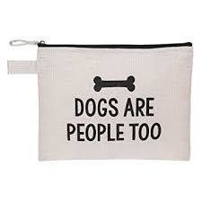 Dogs Are People Too Bag