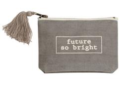 Future So Bright Pouch