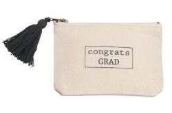 Congrats Grad Pouch