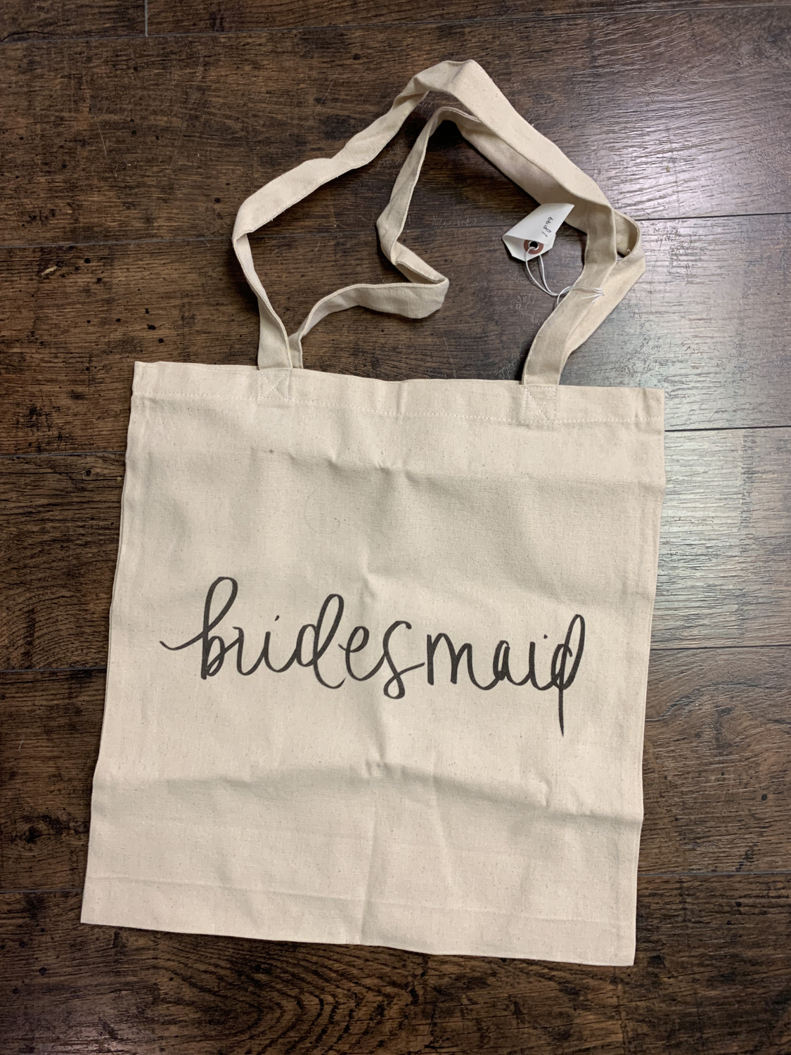 PCB Bridesmaid Canvas Tote